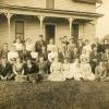 Berger Family Reunion, circa 1900.