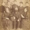 Toledo Public School teachers, 1885.